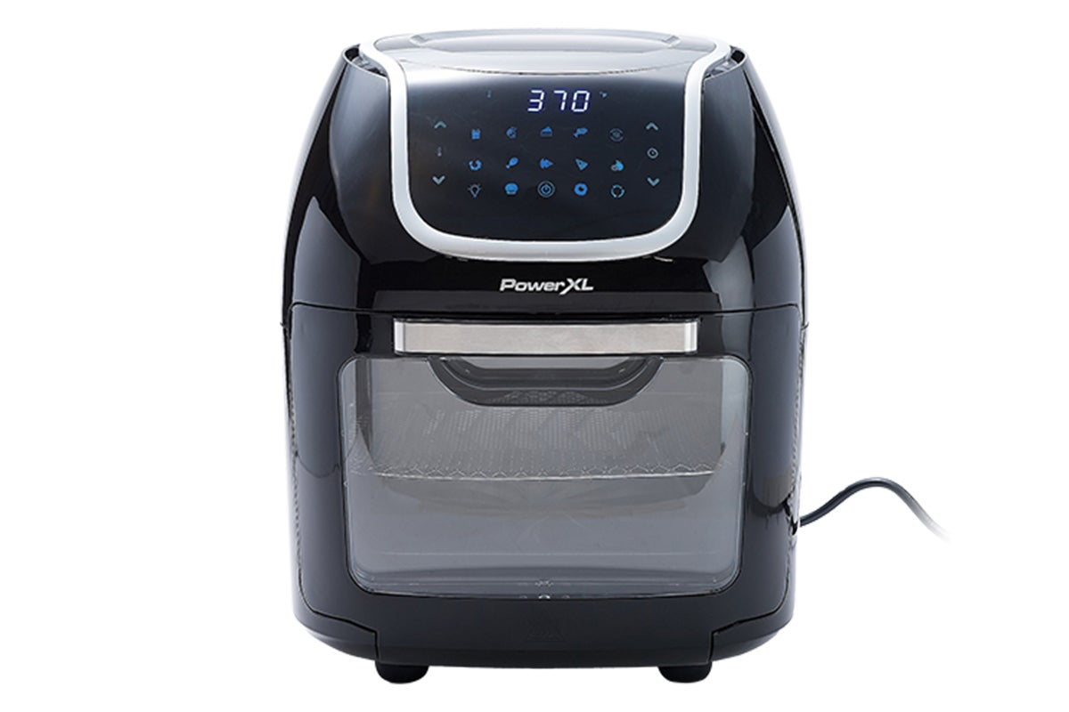 PowerXL 1700W 10Qt Vortex Air Fryer Pro Oven with Accessories