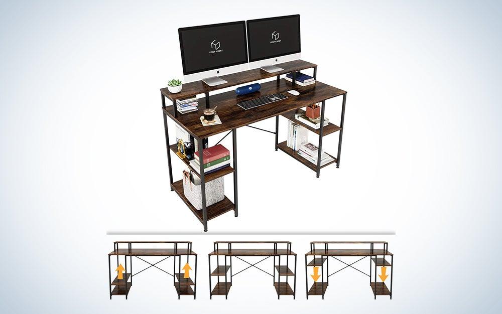 Nost & Host Computer Desk
