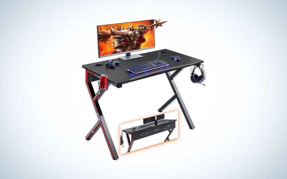 Mr.IRONSTONE Gaming Desk