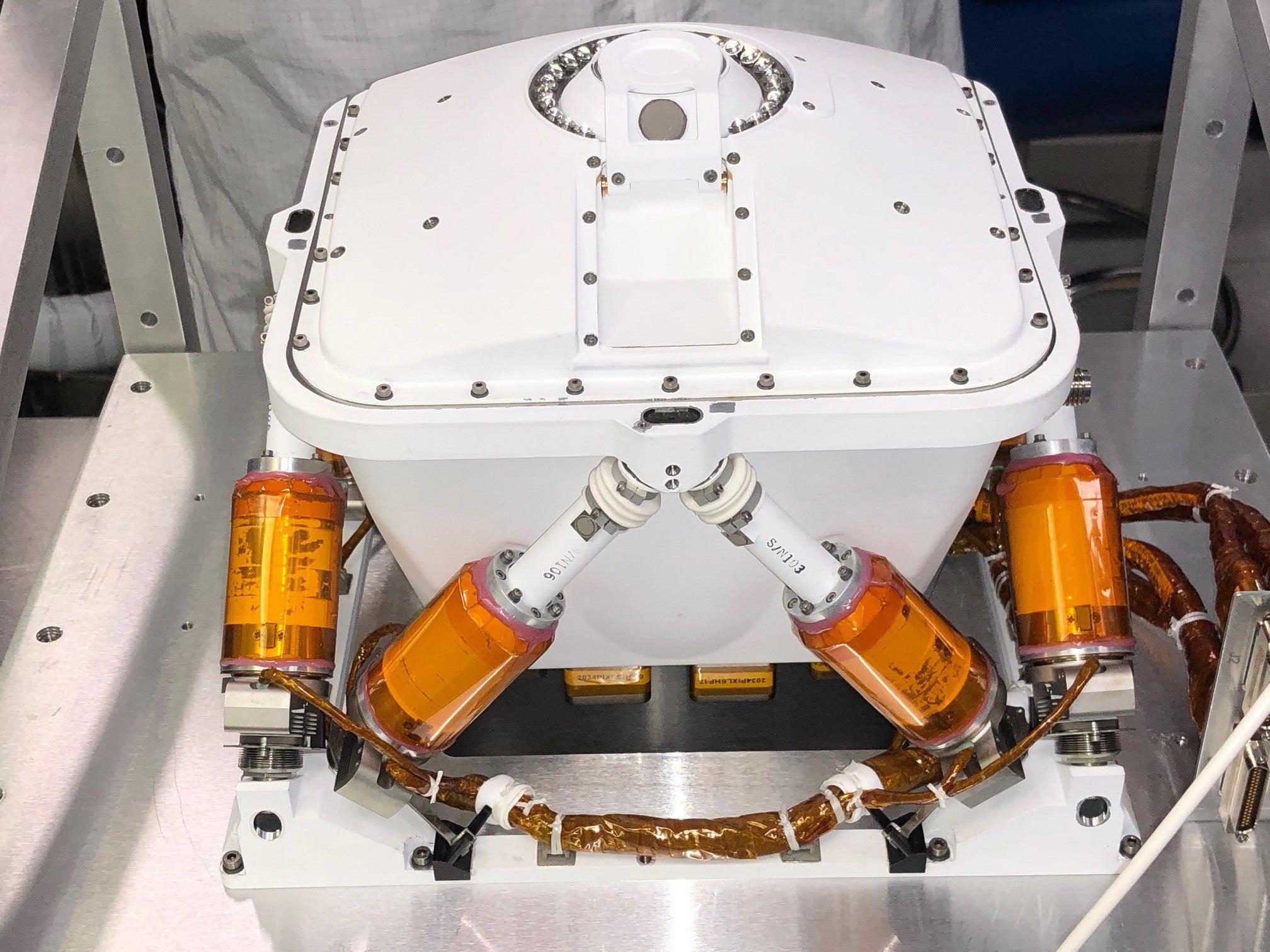 PXLR, Perseverance Mars rover camera instrument