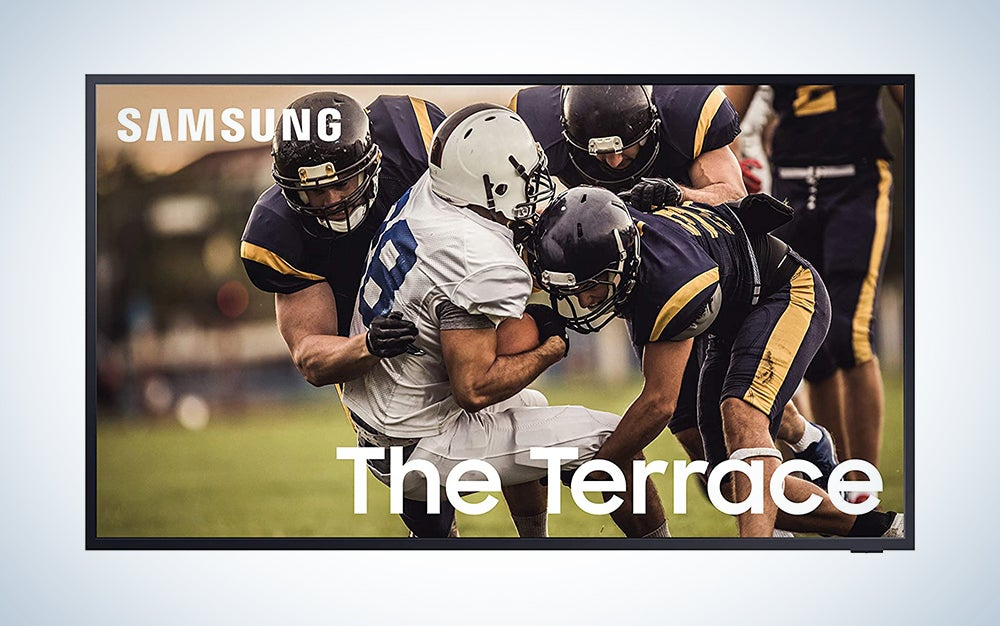 Samsung 55 in. Class QLED The Terrace Outdoor TV