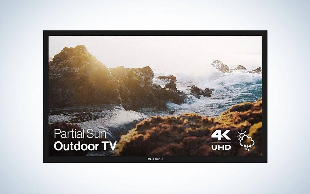 Furrion Aurora Partial Sun Series 43-Inch Outdoor TV