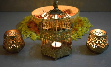 Tealight candles to brighten up your life