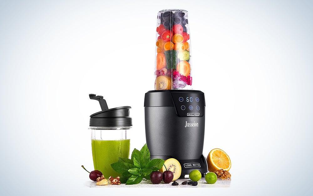 Jusseion Smoothie Blender for Shakes