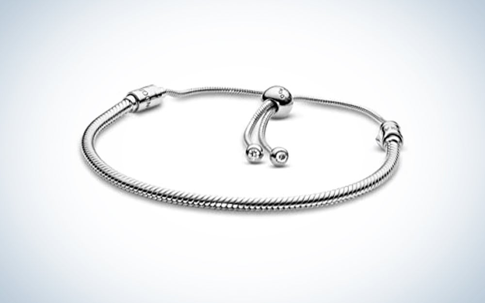Pandora Women SIlver Charm Bracelet