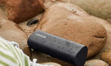 The new Sonos Roam speaker is built to go anywhere—including the shower