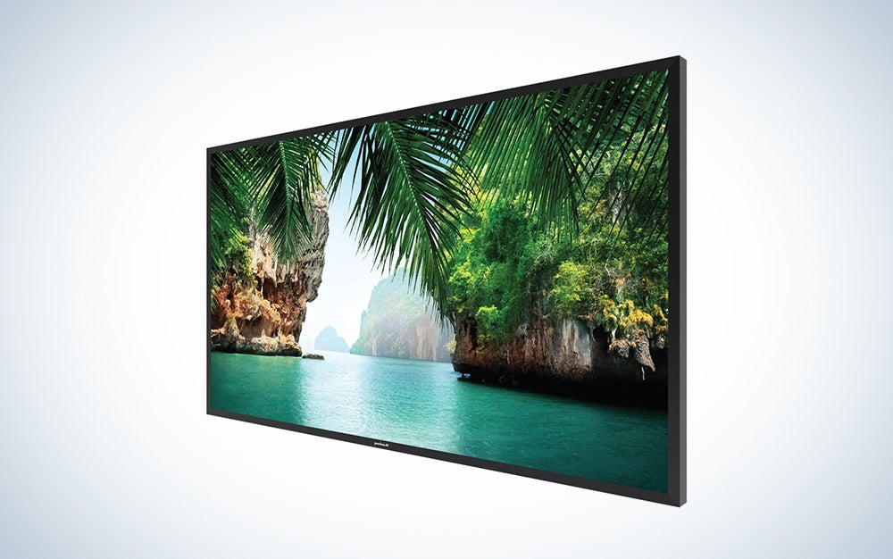 Peerless-AV 86″ Class LED Outdoor Full Sun 4K UHD TV