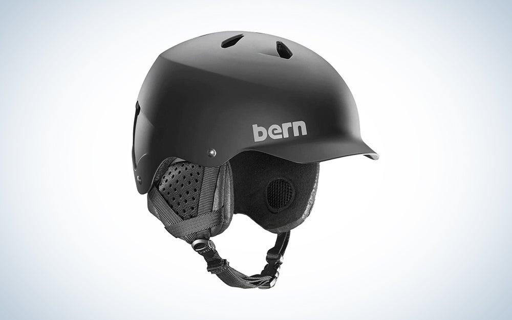Bern Watts Snow Helmet