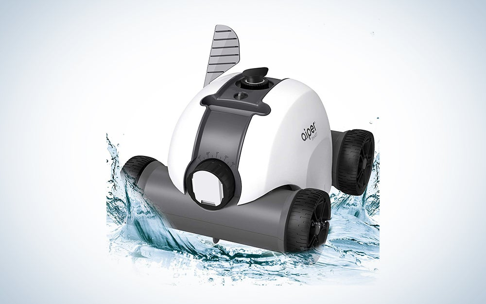 AIPER SMART Cordless Rechargeable Pool Cleaner
