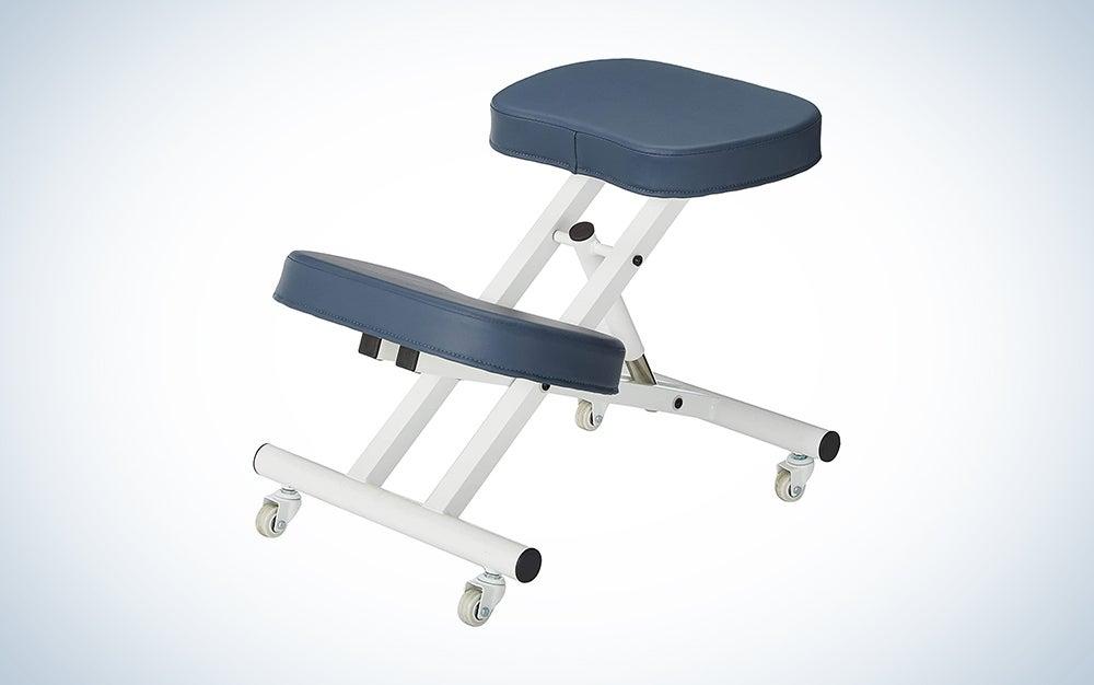 Master Massage Ergonomic Steel Kneeling Chair Posture