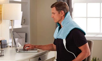 Neck heating pads to help you work or relax in comfort