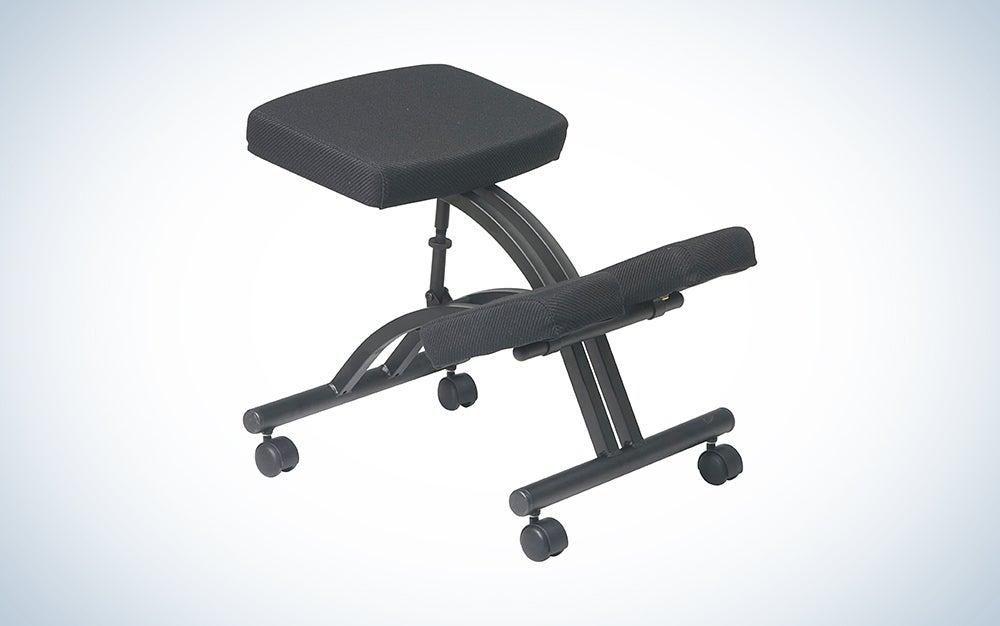 Office Star Ergonomically Designed Knee Chair