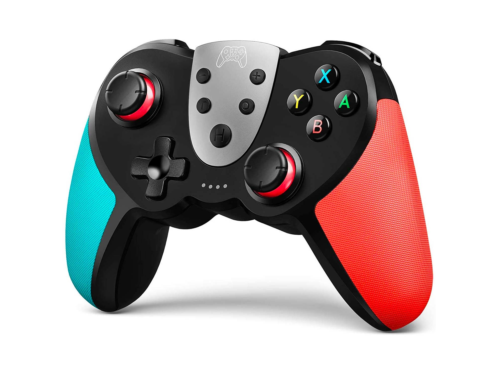 TERIOS Wireless Pro Controller for Switch/Switch Lite – Premium Joypad for Video Games – 3 Levels of Turbo Speed – NFC Technology–Adjustable Vibration Intensity