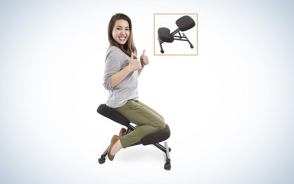 Posture Pro Ergonomic Kneeling Chair