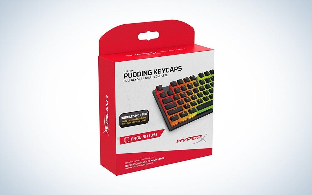 HyperX Pudding Keycap Set