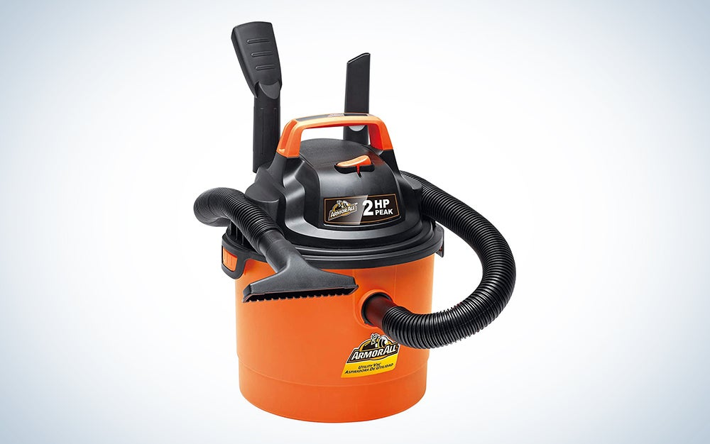 Armor All 2.5 Gallon Wet Dry Vacuum