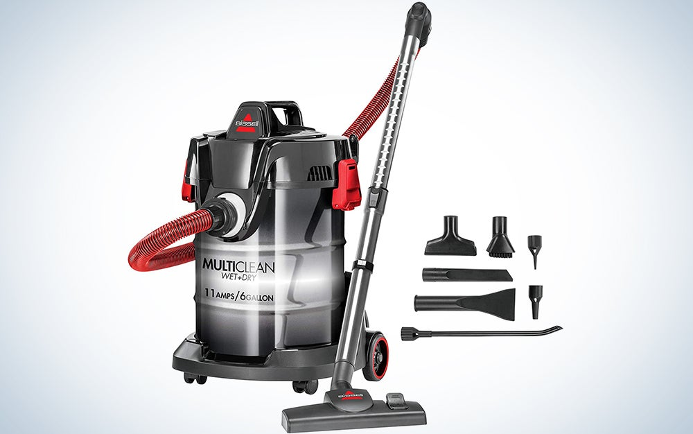 Bissell MultiClean Wet Dry Vac