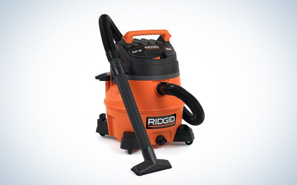Ridgid WD1450 Wet Dry Vac