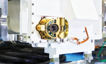 Was there ever life on Mars? Perseverance's SHERLOC laser sniffs for microscopic clues