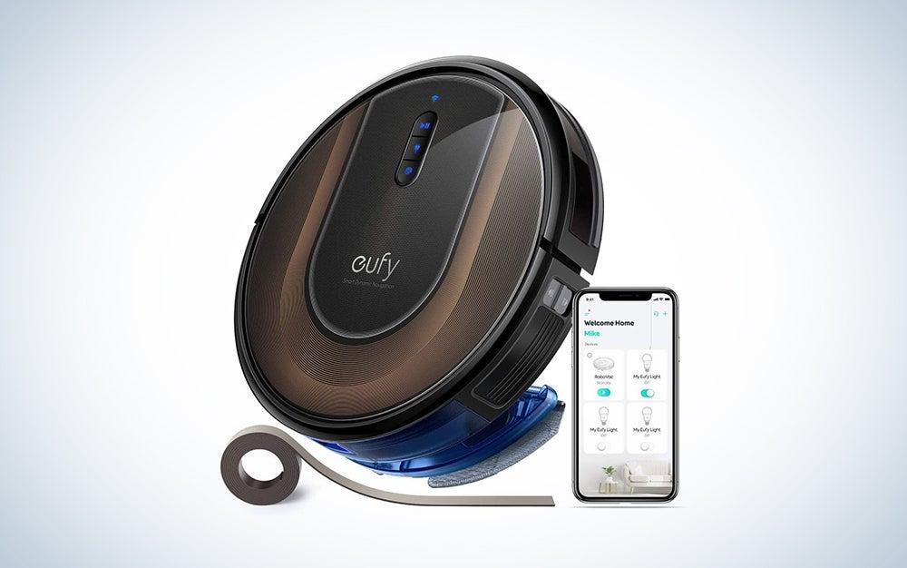 eufy by Anker, RoboVac G30 Hybrid, Robot Vacuum