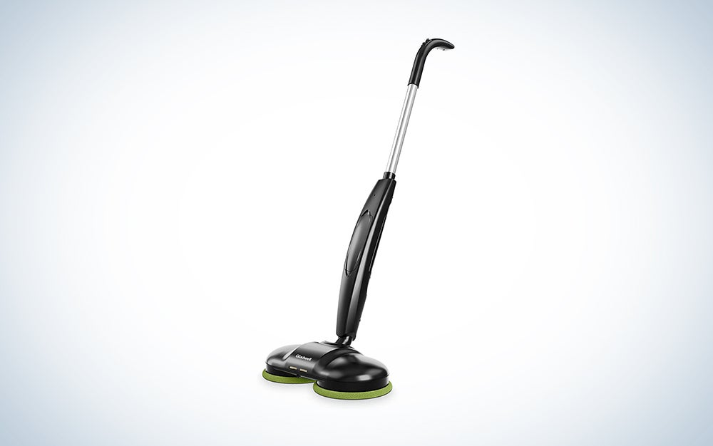 Gladwell Cordless 3 in 1 Spinner, Scrubber and Waxer
