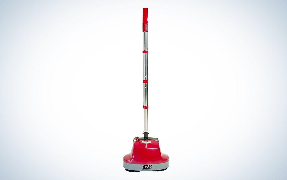 Boss Cleaning Equipment Scrubber