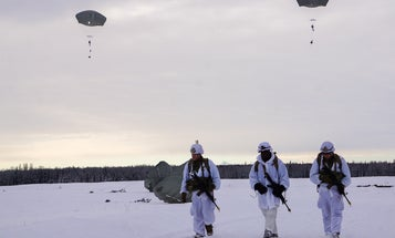 The Army put fitness trackers on paratroopers in Alaska to fine-tune its training
