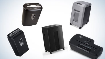 These are our picks for the best paper shredders on Amazon.