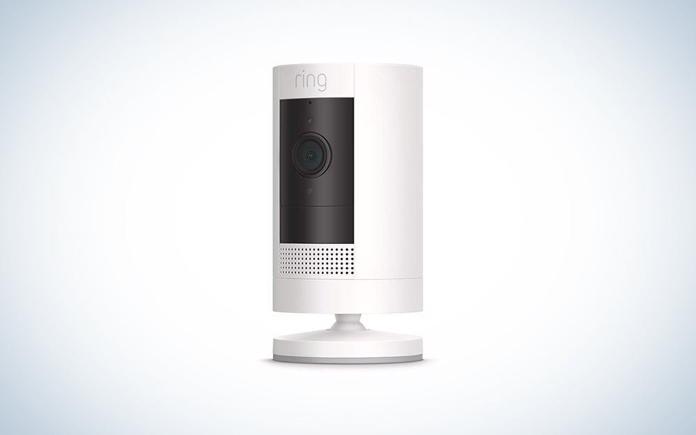 Ring Stick Up Cam Battery is one of the best home security surveillance systems.