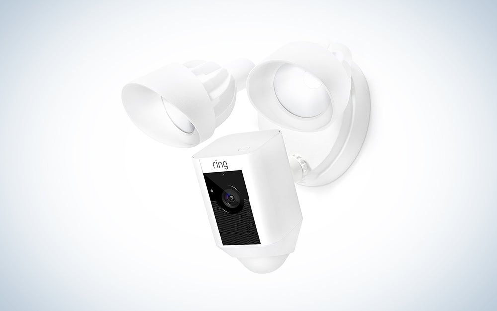Ring Floodlight HD Security Cam