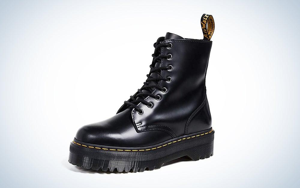 Dr. Martens Jadon Platform Boot is one of the best gifts for teenage girls.