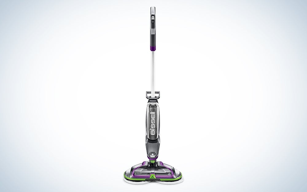 Bissell SpinWave Cordless PET Hard Floor Spin Mop