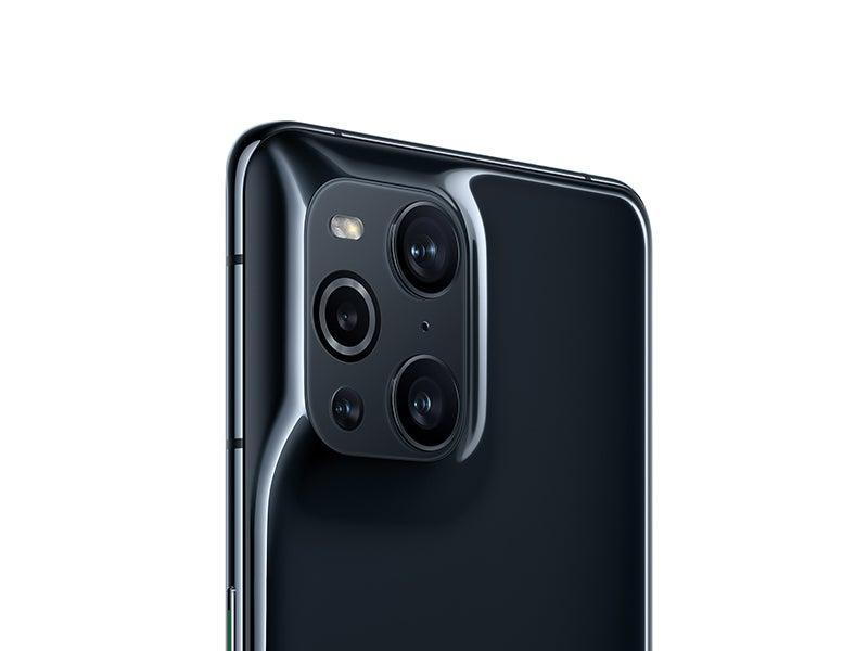 Oppo X3 Pro smartphone