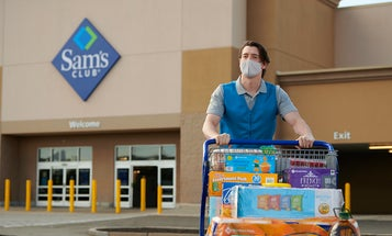 Get 2 Sam's Club memberships for the price of 1 with this irresistible deal