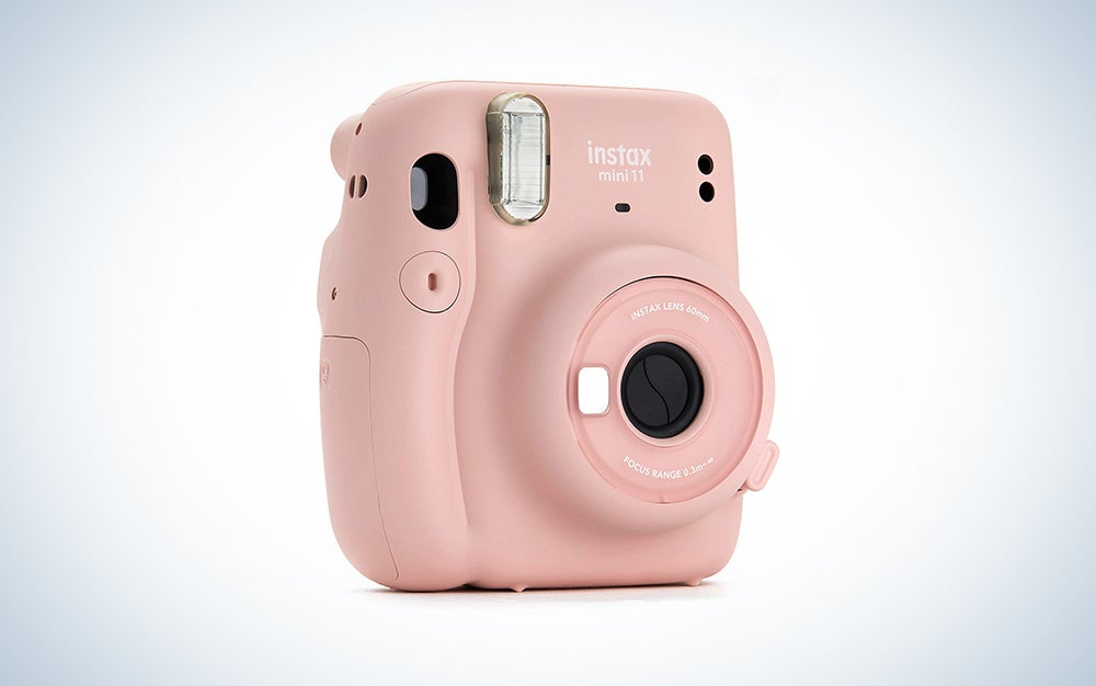 Fujifilm Instax Mini 11 is one of the best gifts for teenage girls.