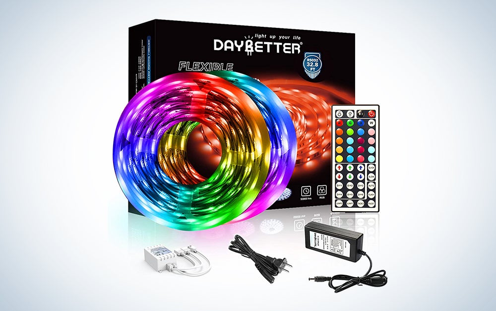 LED Strip Lights are some of the best gifts for teenage girls.