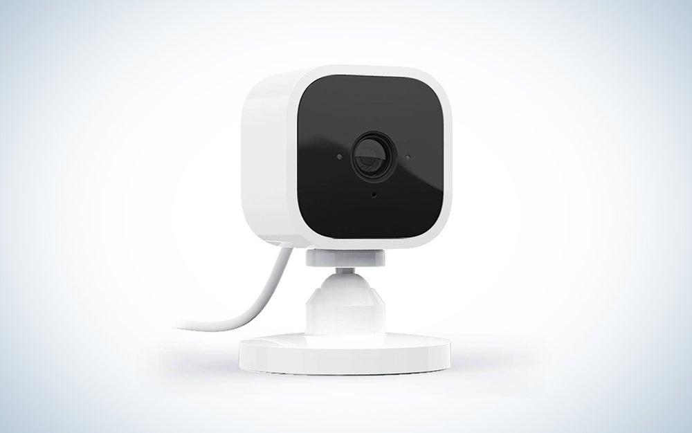 Blink mini Compact Indoors Plug-in Cam