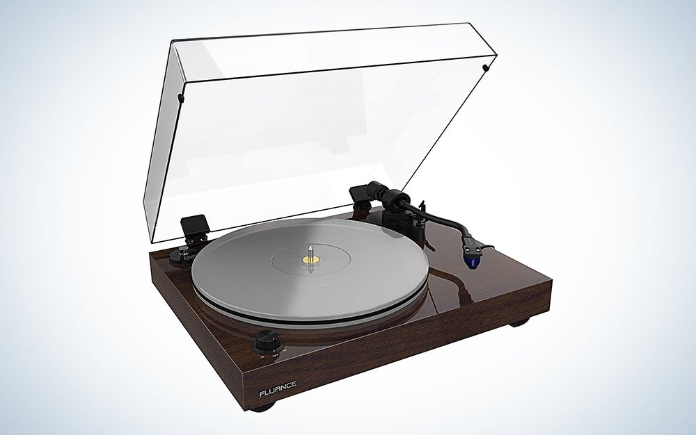 Fluance RT85 Record Player is one of the best gifts for girls in their teens