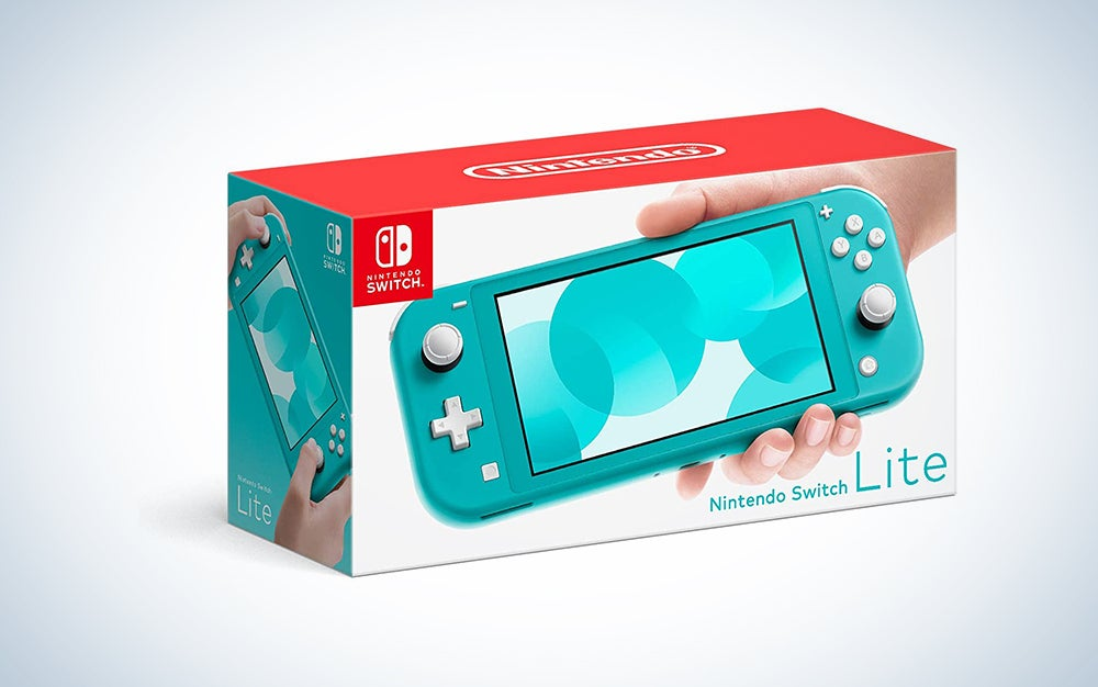 Nintendo Switch Lite is one of the best gifts for teenage girls.