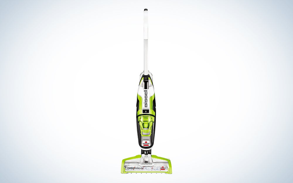BISSELL Crosswave All in One Wet Dry Vacuum Cleaner and Mop