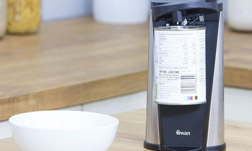 Electric can openers to make life easier
