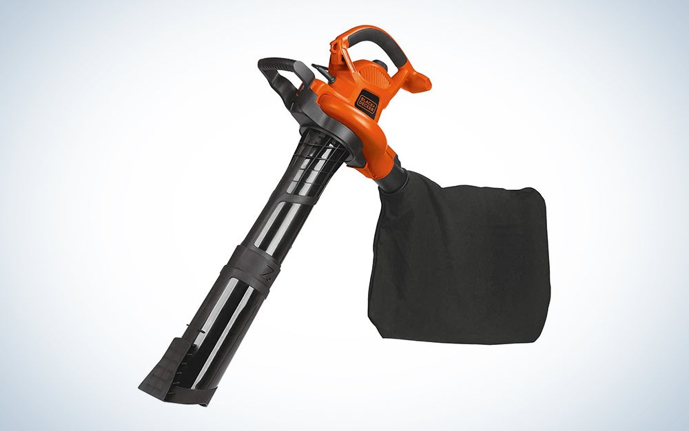 BLACK+DECKER Leaf Blower & Leaf Vacuum
