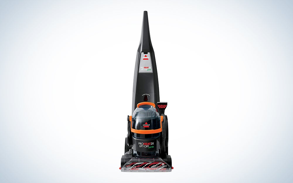 Bissell ProHeat Lift Off Pet Carpet Cleaner is the best Bissell carpet cleaner