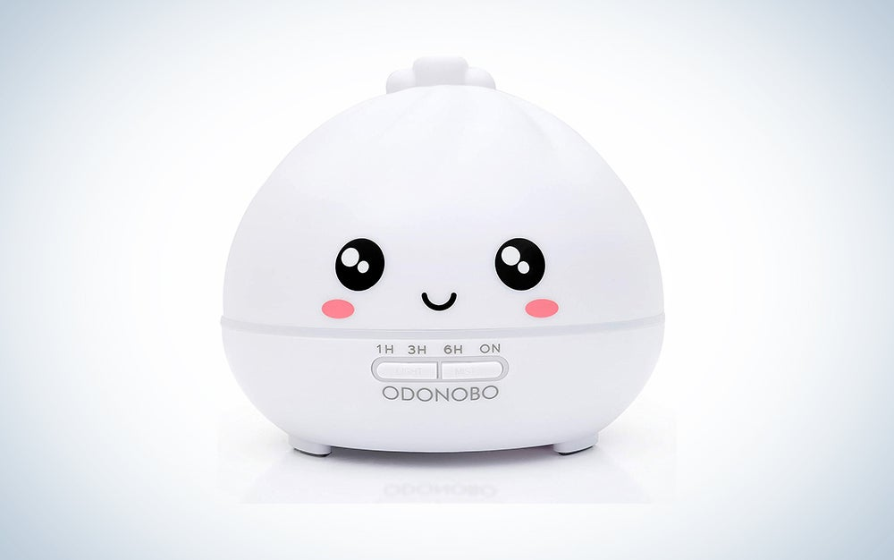 ODONOBO Cute Dumpling Essential Oils Diffuser for Kids