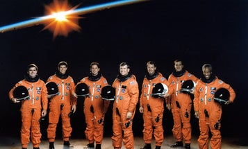 What did '90s NASA astronauts pack for space?