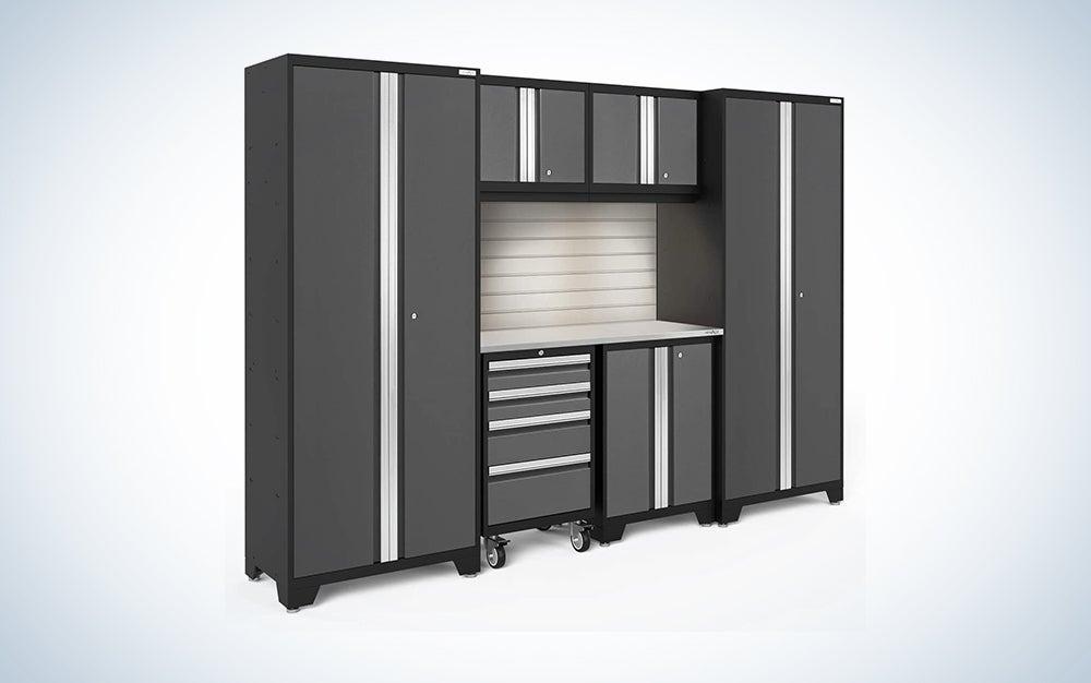 rolling garage storage system