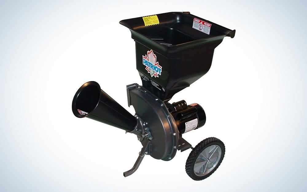 one of the best wood chippers on wheels