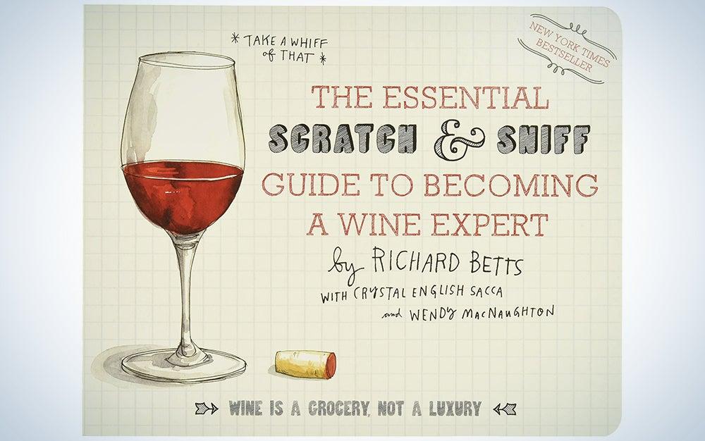 book on wine