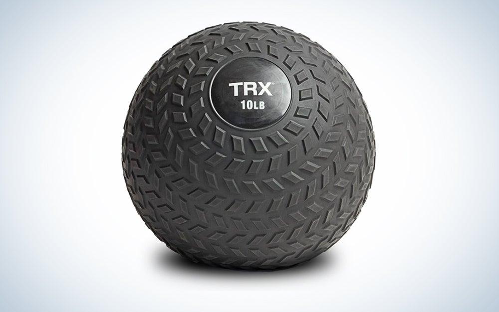 grey workout ball