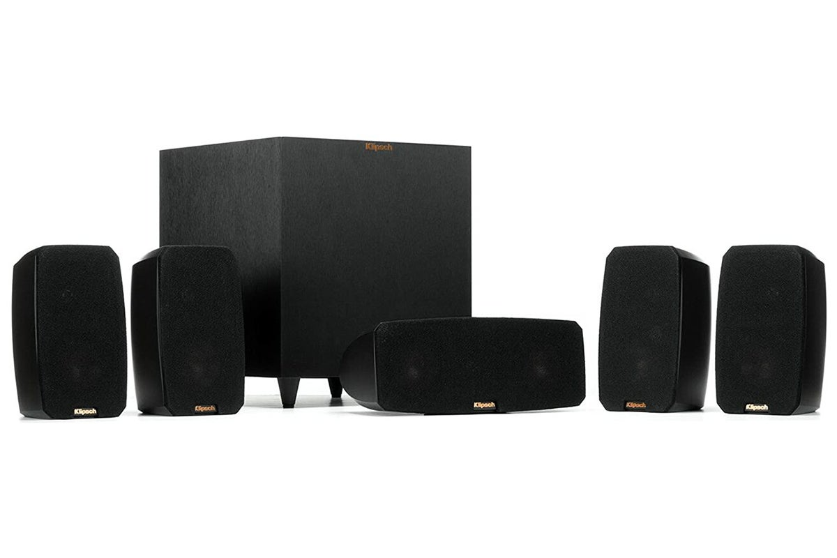 Klipsch Reference Theater Pack Surround Sound System